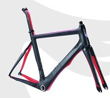 carbon road bike frame customized painting aerodynamic R12
