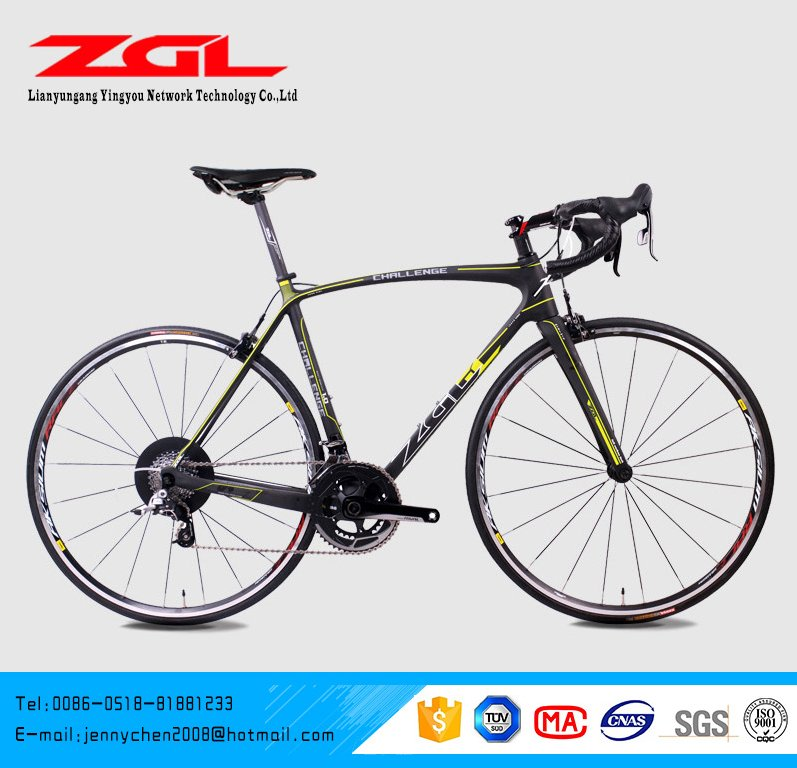 22 Speed Carbon 26 Road Bike Bicycle CHALLENGE 1.0