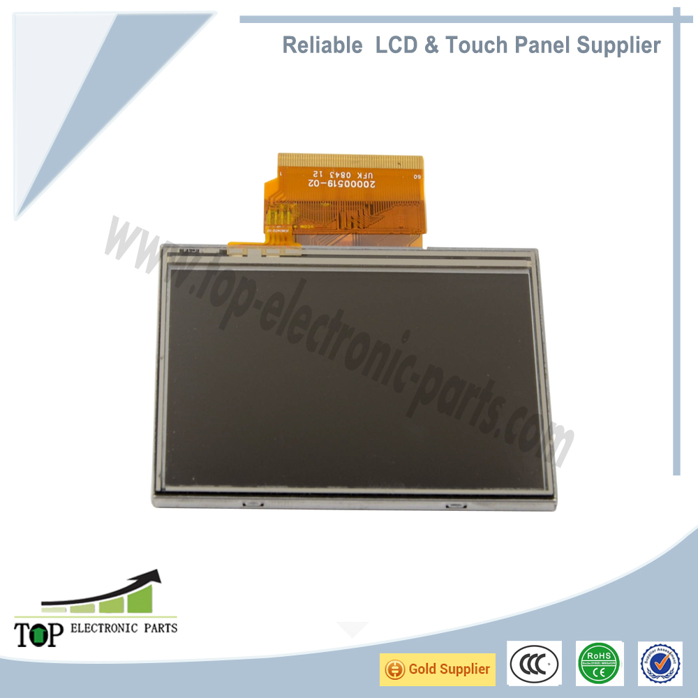 PT035TN23 V.1 V1 for Garmin nuvi 205 LCD screen display+touch screen digitizer