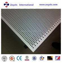 hot-selling low price aluminum perforated metal mesh rolls (ISO9001 factory)