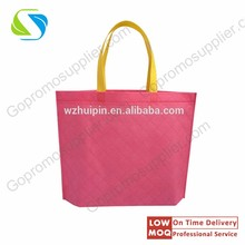 Wenzhou factory promotional custom printing non woven bag