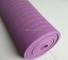 High Density TPE Yoga Mat Customized Pilates Mat Washable Yoga Mat