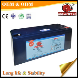 Rechargeable high specific energy gel battery 12v 28ah battery for electric scooter