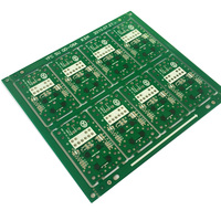 Low cost sample order single-sided 2oz copper Fr4 clad laminate PCB