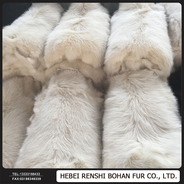 Natural Animal Skin Raccoon fur Genuine Manufacturer