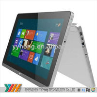 11.6 inch windows 8 tablet pc for 128GB rom bluetooth wifi