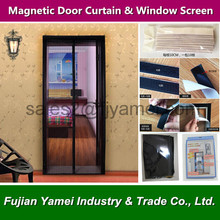 Top brand magnetic mosquito net door curtain