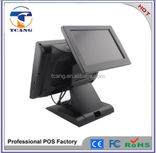High Quality Prepaid Airtime Payment Two Touch screen Pos