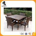 2017 Cheap rattan garden patio furniture wicker sale