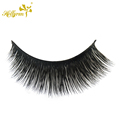 Popular 100% Real Naked Band 3D Mink Strip Eyelashes
