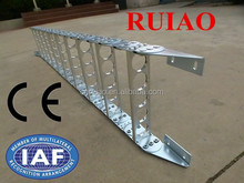 RUIAO CE approved flexible steel cable drag metal chain, cable carrier