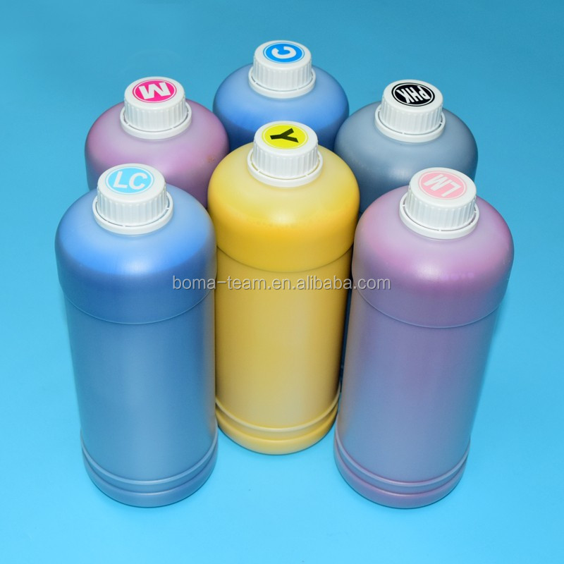 For Epson 3000 7000 9000 pigment ink For Epson 6 colors printing inks