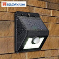 2017 New Products IP65Waterproof Outdoor LED Solar Garden Lighting Outdoor Led Light Wall Light with 5 Years Warranty