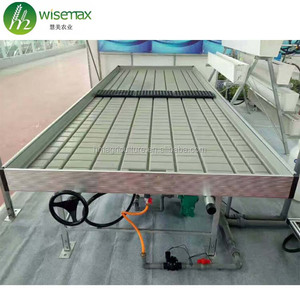 Ebb and Flow Flood Tray,Rolling Table Hydroponic System ebb/ flow rolling weight table/bench