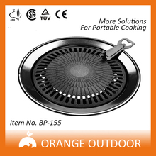 Enamel coating cast iron BBQ grill plate BP-155