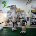 Newly Amazing Large Inflatable Dinosaur Cartoon Toy / Decoration PVC Life-size Dinosaur Realistic Model