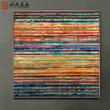 CTA-03141 Handmade abstract oil painting on canvas beautiful wall art