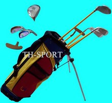 Contemporary popular popular left kids golf set