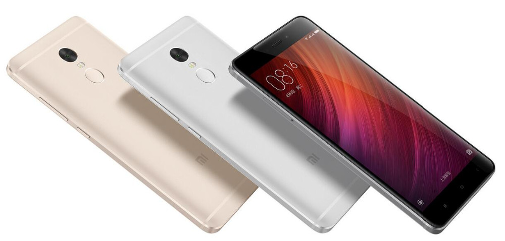 Original Multilanguage Xiaomi RedMi Note4 / Hongmi Note 4/RedMi Note 4