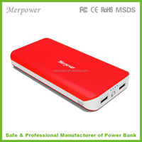 USB External Battery Pack 20000mAh 5V/2A input Charger