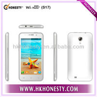 "4.5"" MTK6589 Quad Core Phone Android 4.2 OEM ODM"