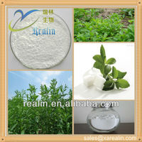 Stevia Extract Pure Powder 95% Steviol Glycosides Standardized