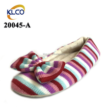 winter house use cute warm slipper shoes for women