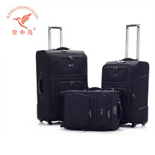 20/24/28 inch lightweight travel trolley luggage with spinner wheels