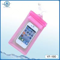 New style soft pvc waterproof case for samsung galaxy s3 min