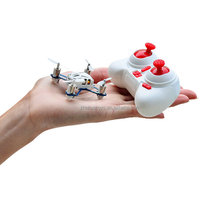 H111 Nano Q4 Smallest RC Quadcopter Toy 2.4G 4CH Quadrocopter Remote Controlled Helicopter