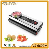 Patented Vacuum Packaging Machine Household Vacuum Machine For Food Vacuum Sealer VS6600M