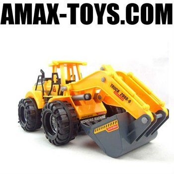 wct-046986 Construction wire control digging car