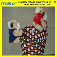 clip on toys/cute stuffed animals/promote sales koala