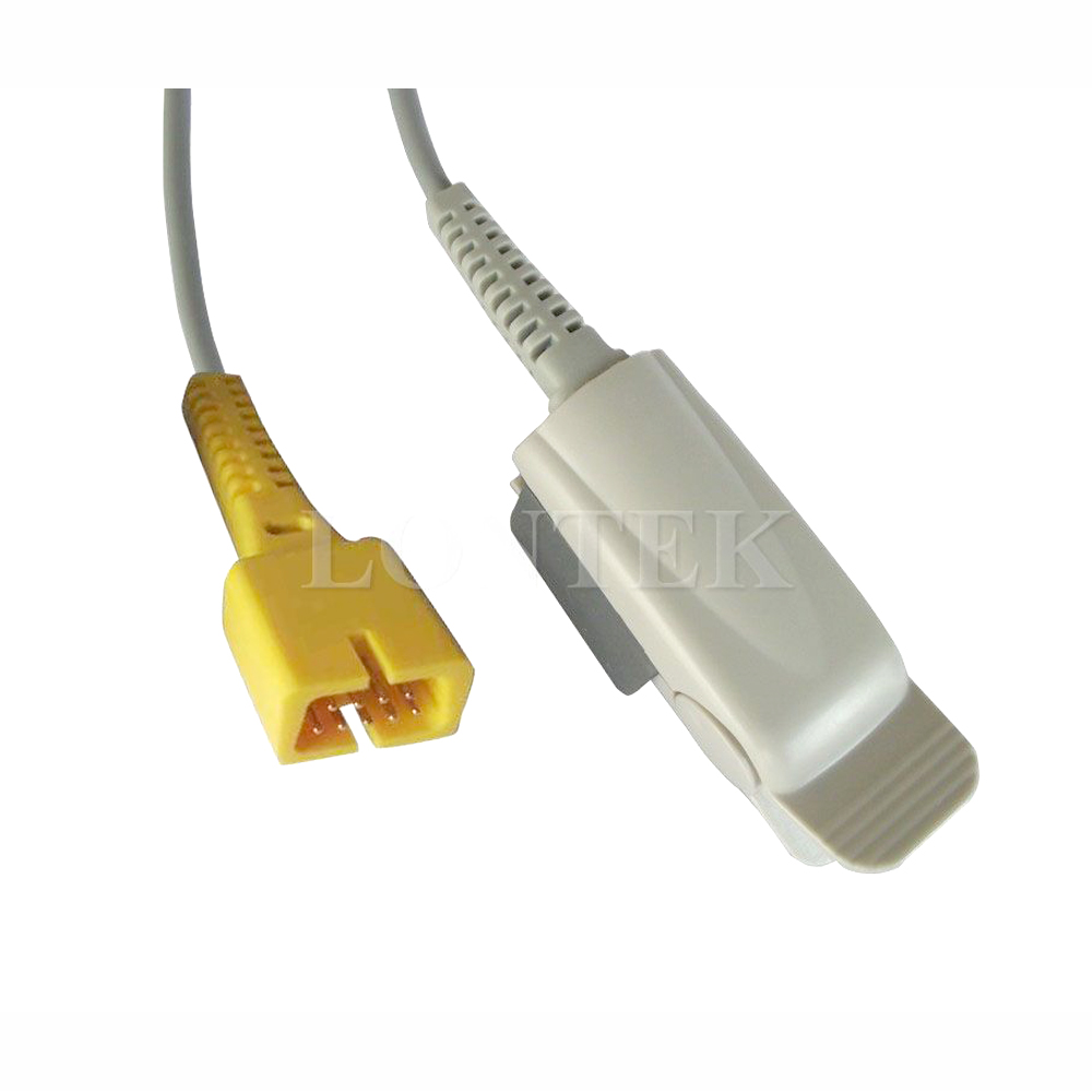 MEK(CSI module) Adult Finger Clip Spo2 Sensor Probe for MEK MP-100 MP110 MP400 MP500 MP600 MP1000