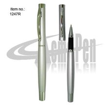 Novelty Design Metal promotional Roller Pen