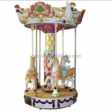 New arrival coin operated merry go rounds kiddie rides for sale