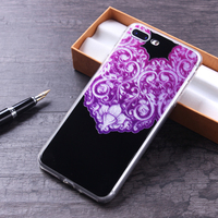Free Sample IMD Fashion luxury case phone cover android phone cases soft mobile phone accessory for iPhone 6 / 7