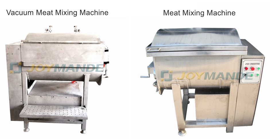 High Quality Industrial Meat Mixer/ Vacuum Meat Mixing Machine / Mixing Meat Machine