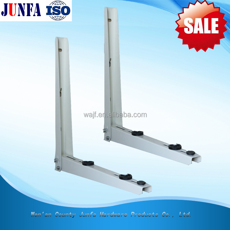 Split ac outdoor unit wall stand and standard steel angle bracket