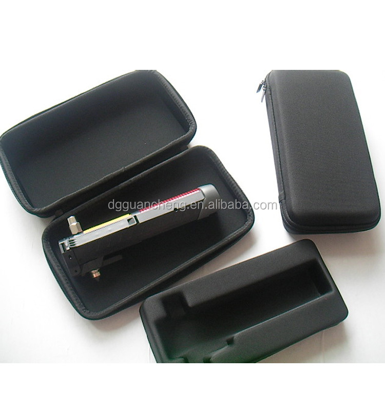 GC- Black color Oxford fabric Electrical products EVA Mold package case
