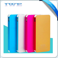 shop china electronics online dual usb power bank 6000mah smartphone portable charger