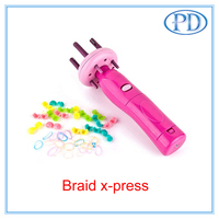 Electric Hair Braider Automatically Hair Braiding Machine