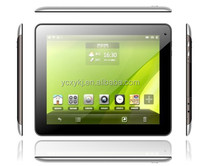 android 4.2 quad core rk3188 with wifi, bluetooth 9.2 inch android tablet pc