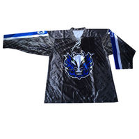 Custom Sublimation Ice Hockey Shirt Pro