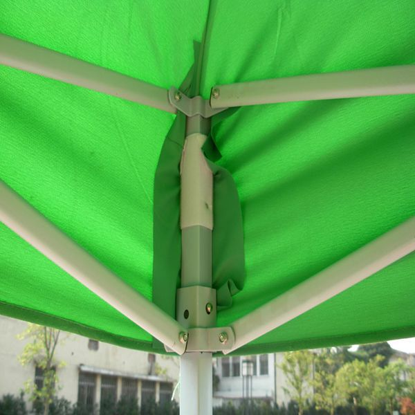 3M*3M metal frame folding tent folded tent for trade