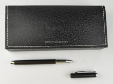NEW&HOT Classical Black Chrome Copper Promotional metal pen for Promotional Gift