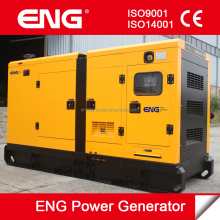 50Hz 1500rpm 3phase 180kw generator price genset type: open or silent