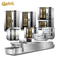 Professional Bread Bakery Machine Equipment In