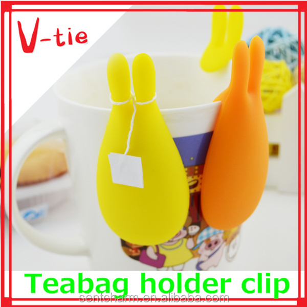 Latest new invention cute rabbit shaped heat resistant durable silicone kitchen tool