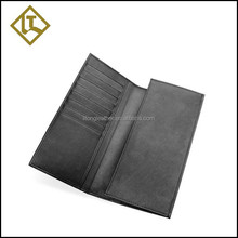 Hottest sale smart bifold cell phone and money leather wallet for men
